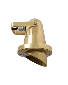 Avra Wall  Cutoff  Brass