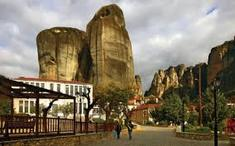 Meteora Monasteries Kalampaka Greece