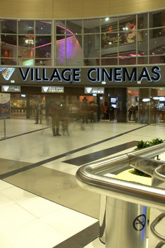 Village Cinemas The Mall Athens Greece
