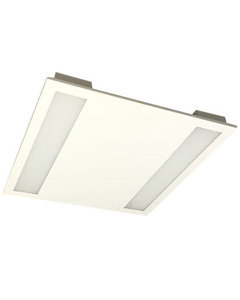 Pantheon Square 2L LED FTC (Recessed fiber til)